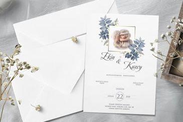 İlginç esprili düğün davetiye modeli